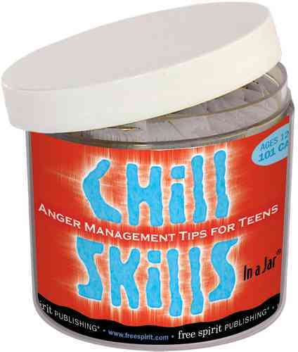 Chill Skills in a Jar By Free Spirit Publishing (COR)